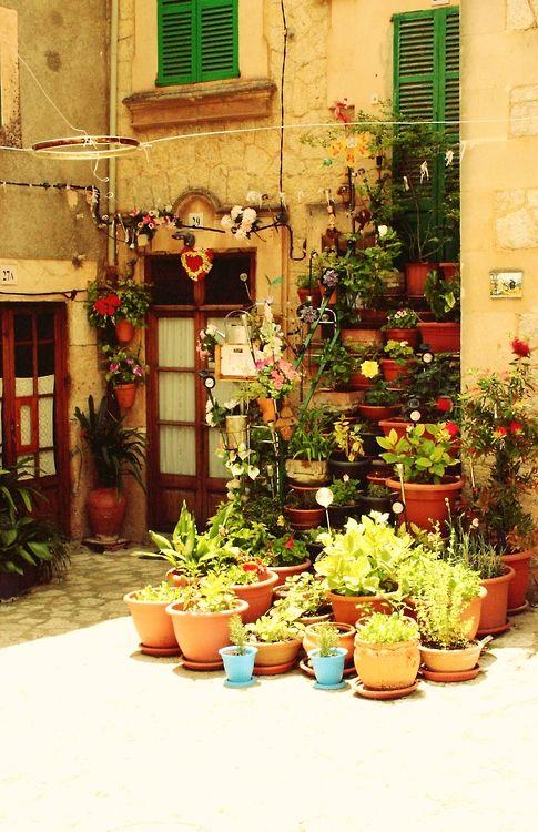 Casa primaveral :D