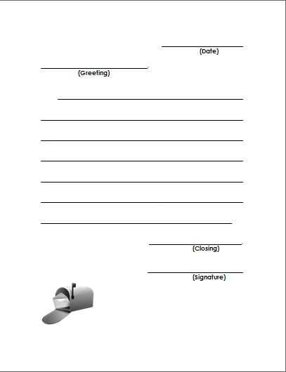 letter writing template for first grade - mrs t 39 s first grade letter writing classroom