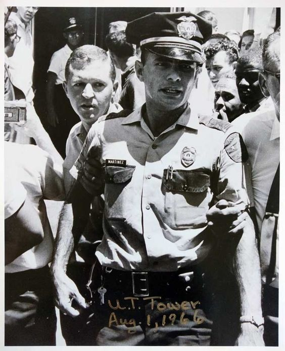Ramiro Martínez - Austin Police Officer who stopped the Tower Sniper August 1 1966