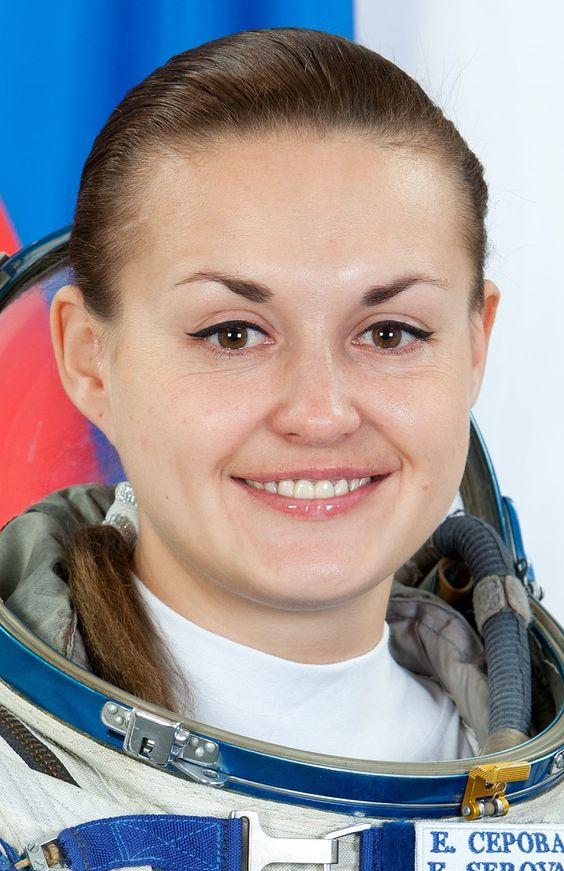 Yelena Olegovna Serova (Soviet cosmonaut, born Vozdvizhenka)