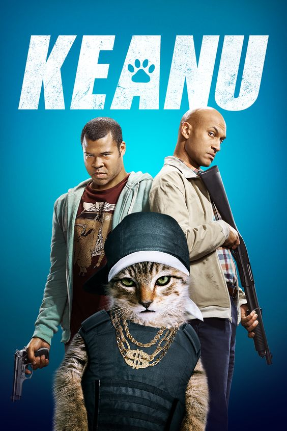 Keanu Movie Poster - J...