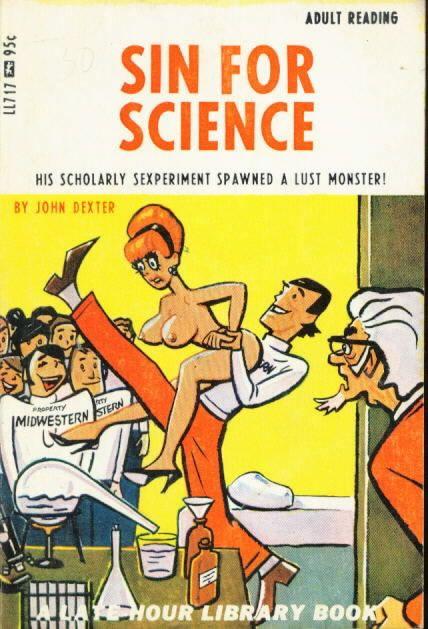 Sin For Science by John Dexter