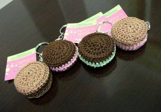 Cookie | Armazém de Crochê | 17AB28 - Elo7