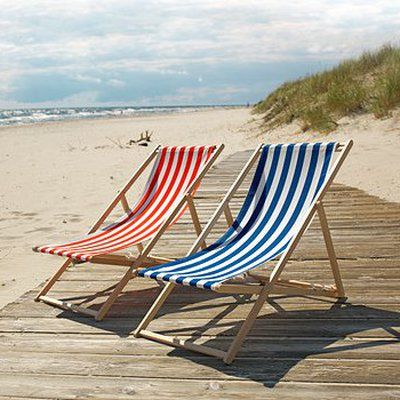 Plages chaises de plage and chaises on pinterest - Chaise de plage ikea ...