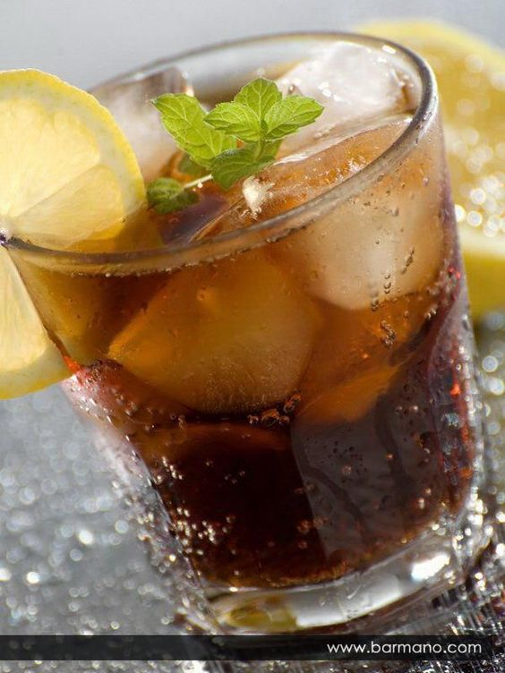 Cuba Libre ... best drink for the sommer :)