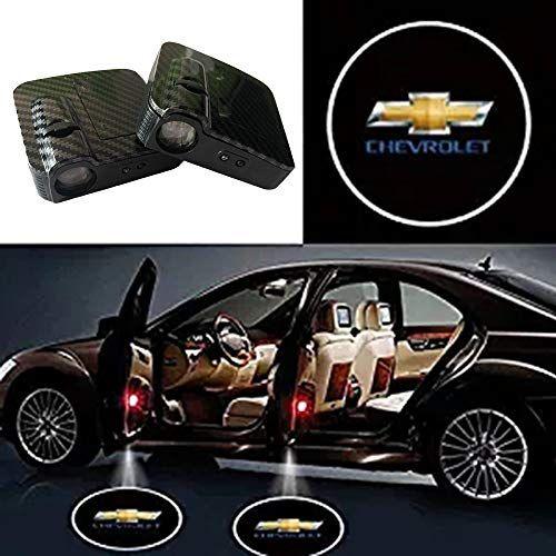 Soondar Car Door Lights For Chevrolet Upgraded Universal Senseor
