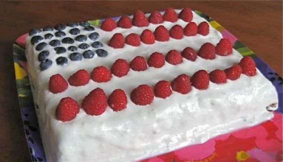 kraft july 4th cake