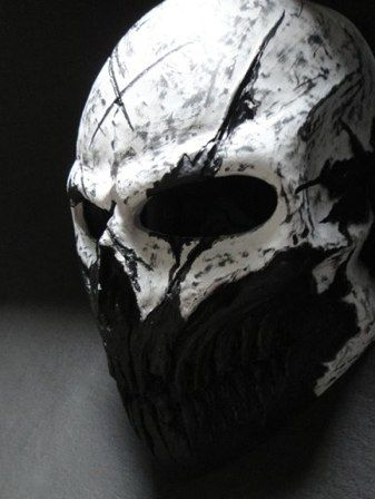 Top Hat Face Paint Metal Rockstar