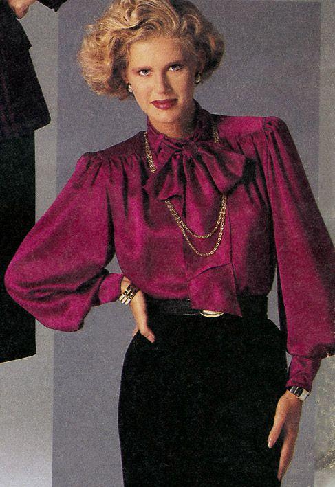 blouse 1970's