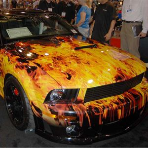 Different types of Custom Paint jobs for your vehicle