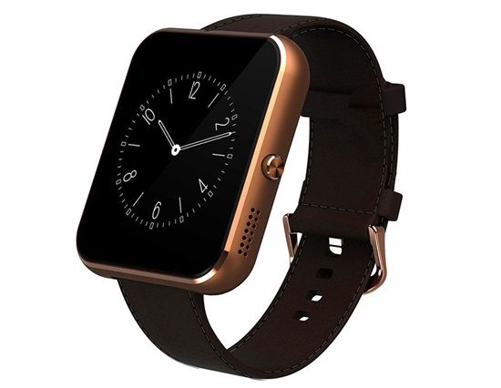 Zeblaze Rover MTK2501 Bluetooth 4.0 Toughened OGS Panel Smart Watch with Premium Leather Strap Golden . $68.69. This smart Bluetooth watch has a 1.54 rectangular dial and is equipped with a leather strap. It supports many functions such as pedometer, sleep monitoring, remote camera, anti-lost and barometer and is perfect for daily use and outdoor use.