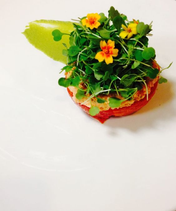 Photo of Parlor - New York, NY, United States. Tomato Confit