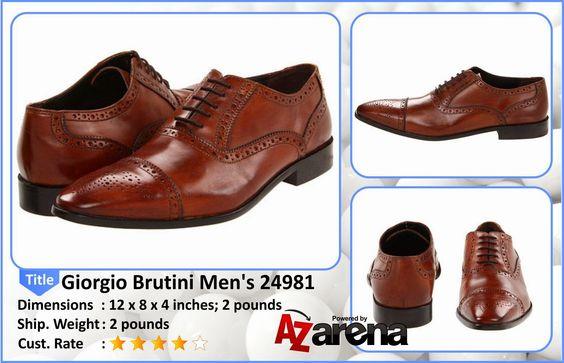 Giorgio Brutini Men's 24981