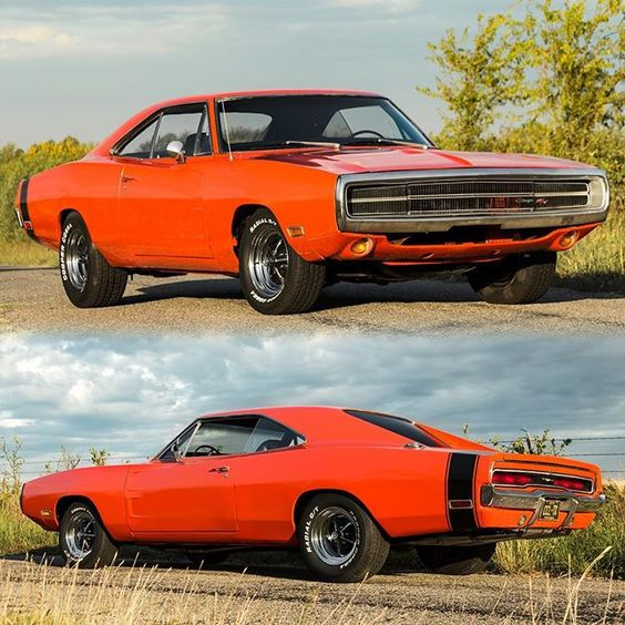 Dodge Charger For Sale: Stunning '70 #charger For Sale From Our Friend S At