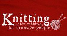 knitting knitting knitting