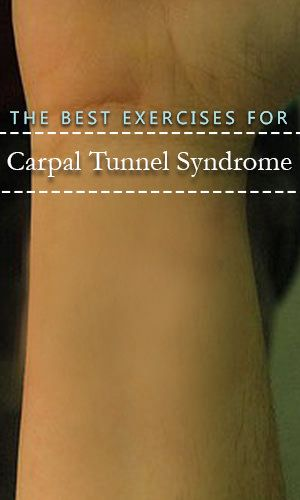how to help carpal tunnel at night