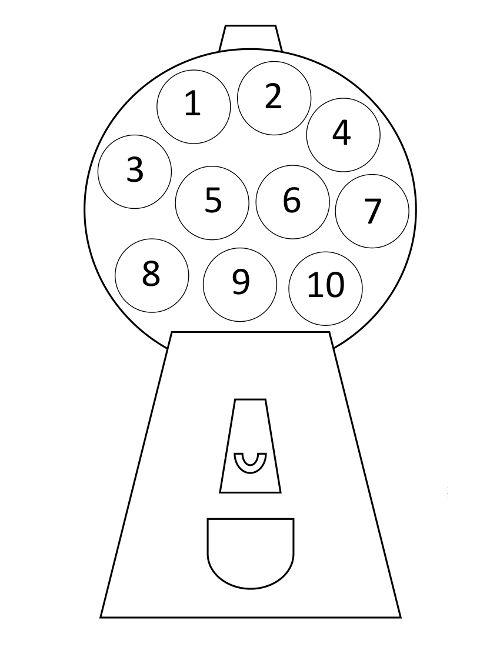Cookie Play Dough Mats | Fine motor, Preschool and 28 days