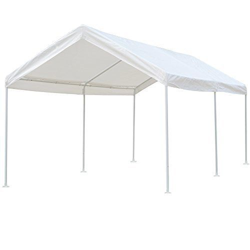 Snail 1020ft Heavy Duty Pop Up Canopy Commercial Outdoor Portable Instant Tent Shelter Meta White S Https Outdoorysk Car Canopy Portable Carport Outdoor