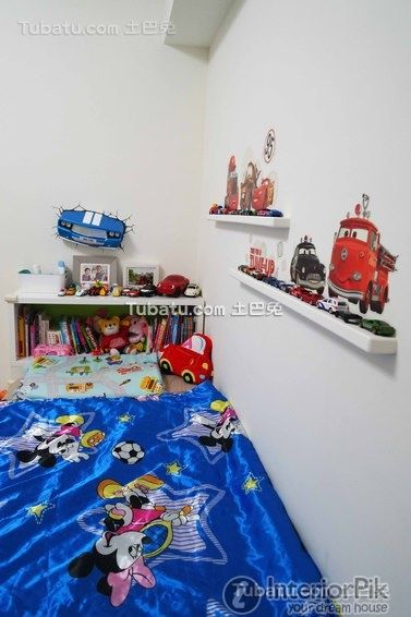Encyclopedia of decorating children's room 2016