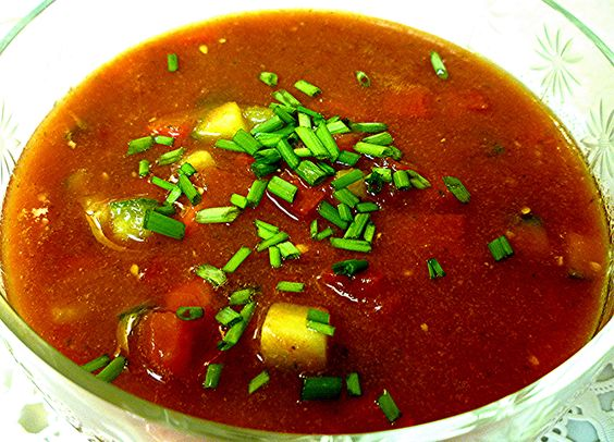 Easy Gazpacho Cold Soup Recipe that will WOW your Family and Friends