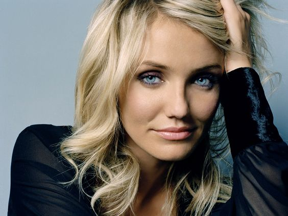 Cameron Diaz Blue Eyes
