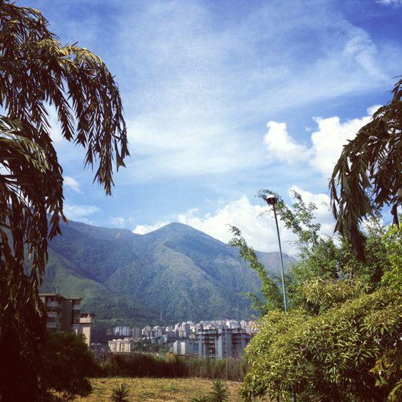 Bella vista del pulmón de Caracas!: Good Looking, Pulmón De, Caracas, View, Mis Favorite