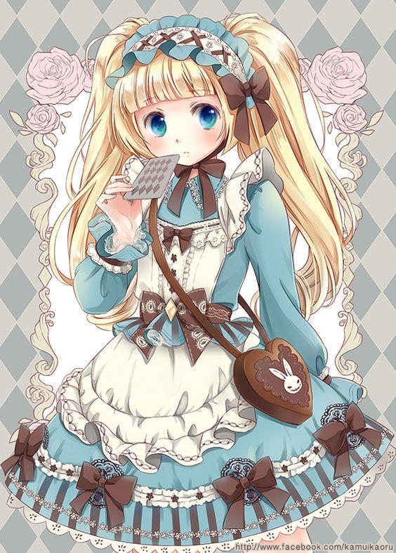 Mint Chocolate by kamuikaoru