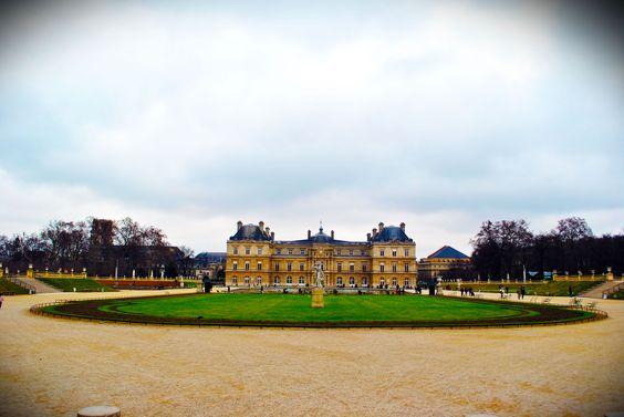 Palacio de Luxemburgo - París