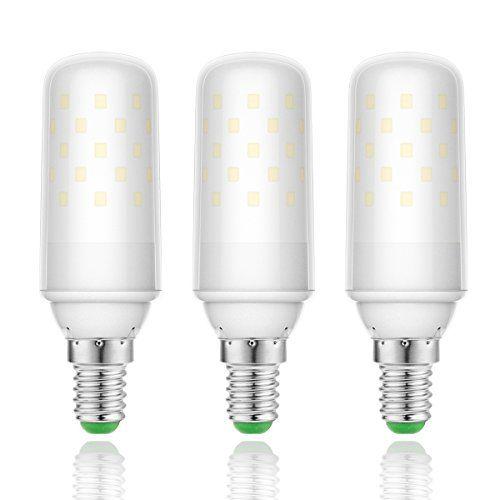 Lohas 9watt E14 Led Kerze Lampen 1000lm 80watt Gluhlampe Aquivalent Warmweiss 2700k Nicht Dimmbar Kleine Edison Schraube Kerze Decor Home Decor