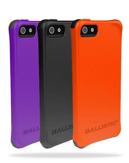 Orange !   iPhone 5 Ballistic Smooth Series Case (ordered)