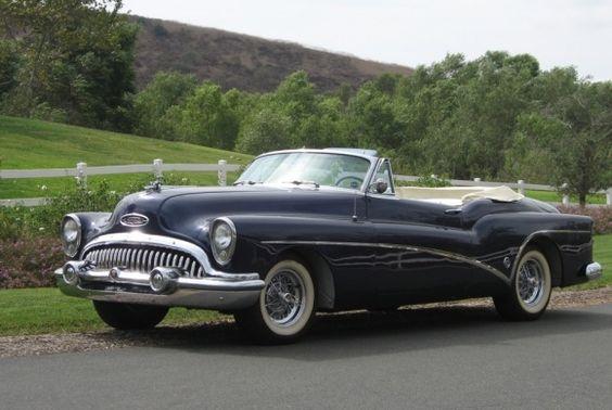 1953 Buick Skylark Convertible: