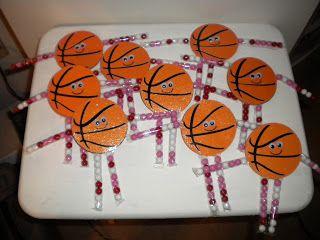 Basketball Valentines