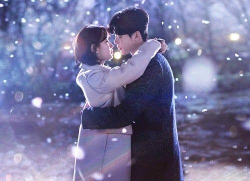 10 Hype Pre Kiss Moments From 2017 K Dramas Soompi Lee Jong Suk Escenas Románticas Ver Drama Coreano
