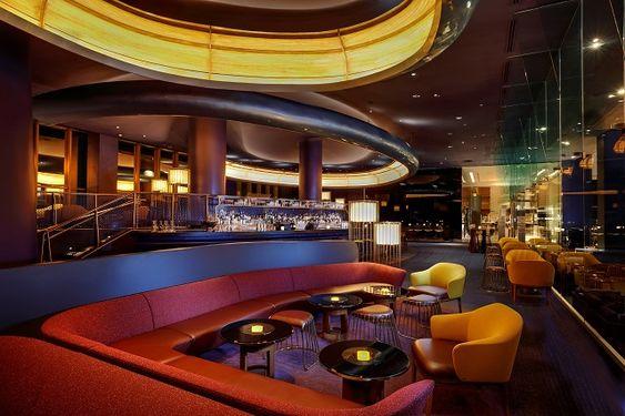 Skyfall Lounge - Interior