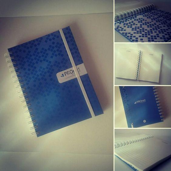 Cuadernos Personalizados Bynf.