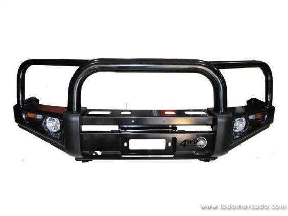 Parachoques Bull Bar Para Mitsubishi Montero Accesorio 4x4