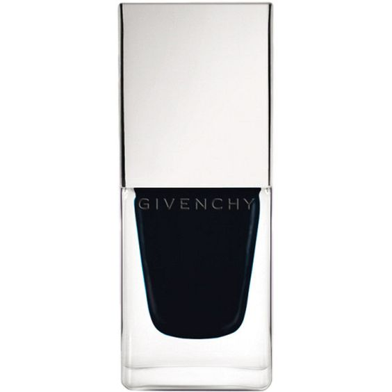 Givenchy Beauty Le Vernis Noir Satin - No. 22 found on Polyvore