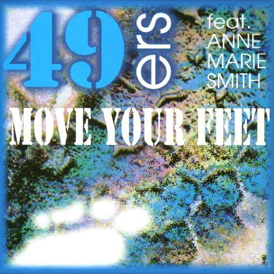 49ers – Move Your Feet (single cover art)