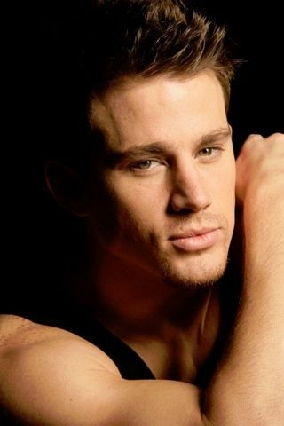 One of my fave pics of Channing :)