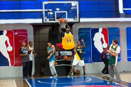 Dennis Scott, Steve Smith, Grant Hill, Reggie Miller, Isiah Thomas, and Brent Barry STILL don't want it with Shaq.