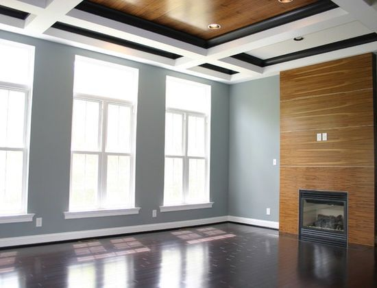Houzz Coffered Ceiling