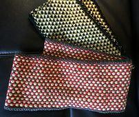 Ravelry: Triptych Cowl pattern by Sharyn Anhalt free pattern thru Oct 12, 2014