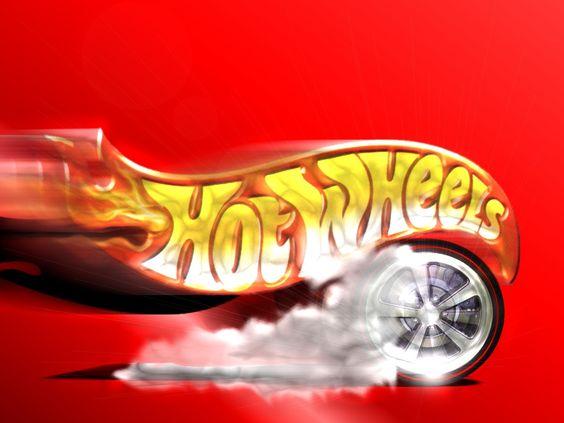 Logo Wallpaper HD Hot Wheels Collection
