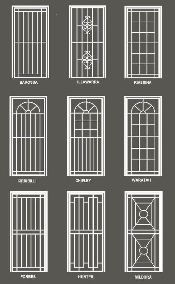 Security Screen Doors Security Doors Security Windows
