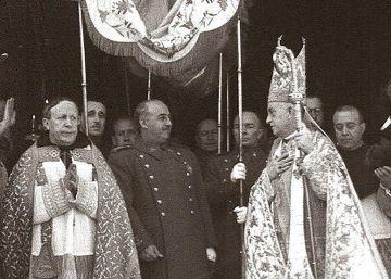 La caída en desgracia del obispo Eijo Garay