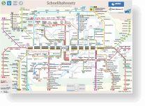 Bildlink Schnellbahnplan