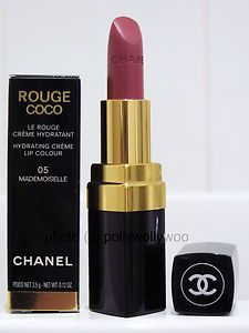 chanel rouge coco lipstick 05 mademoiselle wish list pinterest lipsticks rouge and chanel. Black Bedroom Furniture Sets. Home Design Ideas