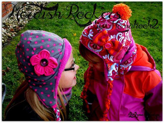 lilana design 3 free Pattern: Nordish Rockers