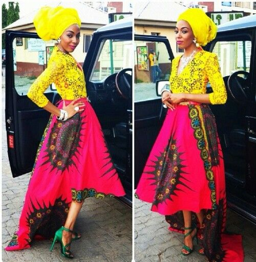 Nigerian Traditional Attire Head Games Pinterest African Fashion Skirts And Is Beautiful