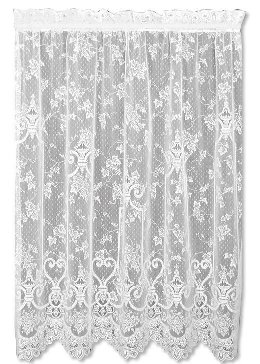 English Ivy Curtain Collection White Curtains Lace Curtain